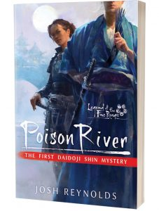 Legend of the Five Rings: Poison River by Josh Reynolds