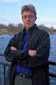 Aconyte author, Tristan Palmgren