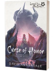 Curse of Honor by David Annandale