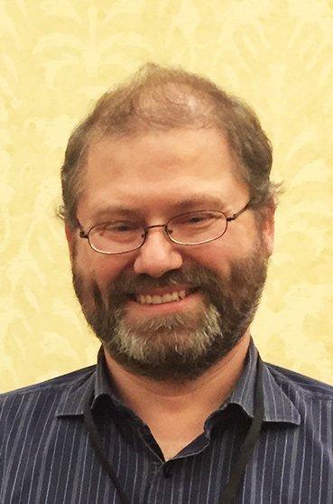 Aconyte author, Tim Pratt