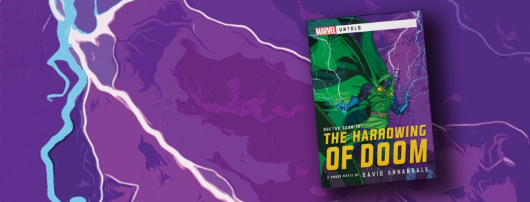 Marvel Untold: The Harrowing of Doom by David Annandale