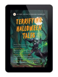 Terrifying Halloween Tales, An Aconyte Books Sampler