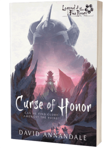 Legend of the Five Rings: Curse of Honor by David Annandale