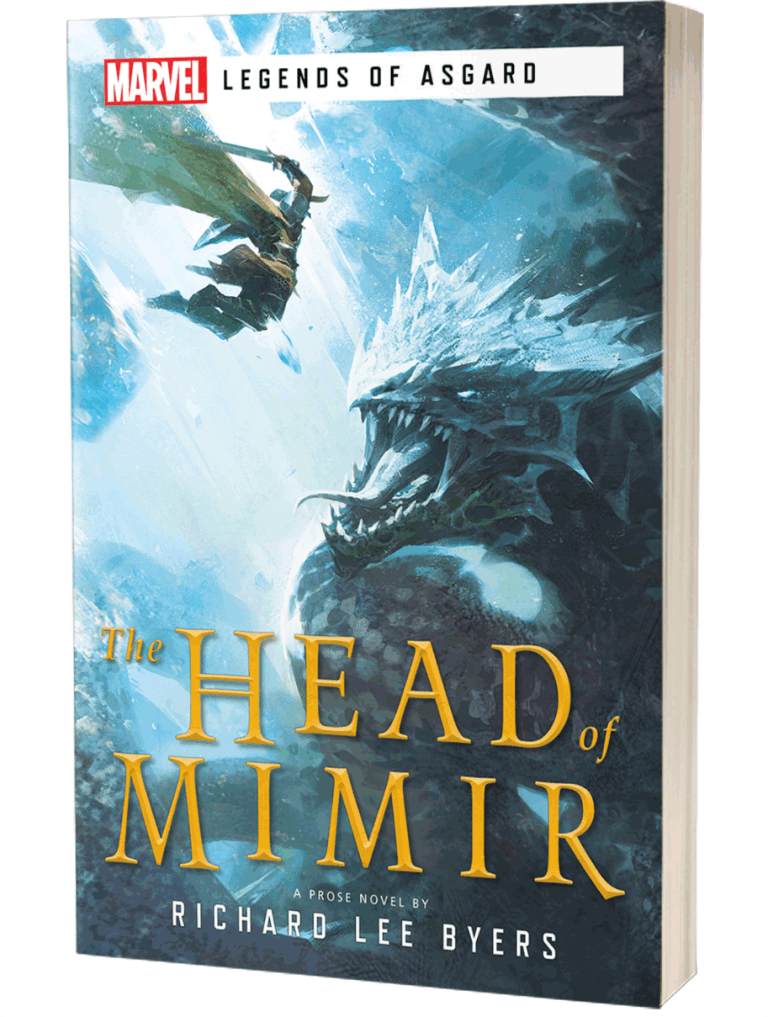 Marvel's Legends of Asgard: The Head of Mimir by Richard Lee Byers